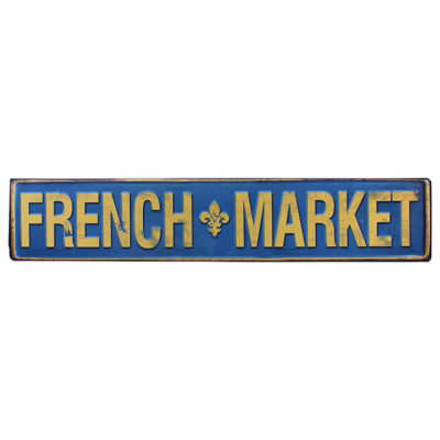 tekstbord em2468 french market kado online metaal deco decoratie