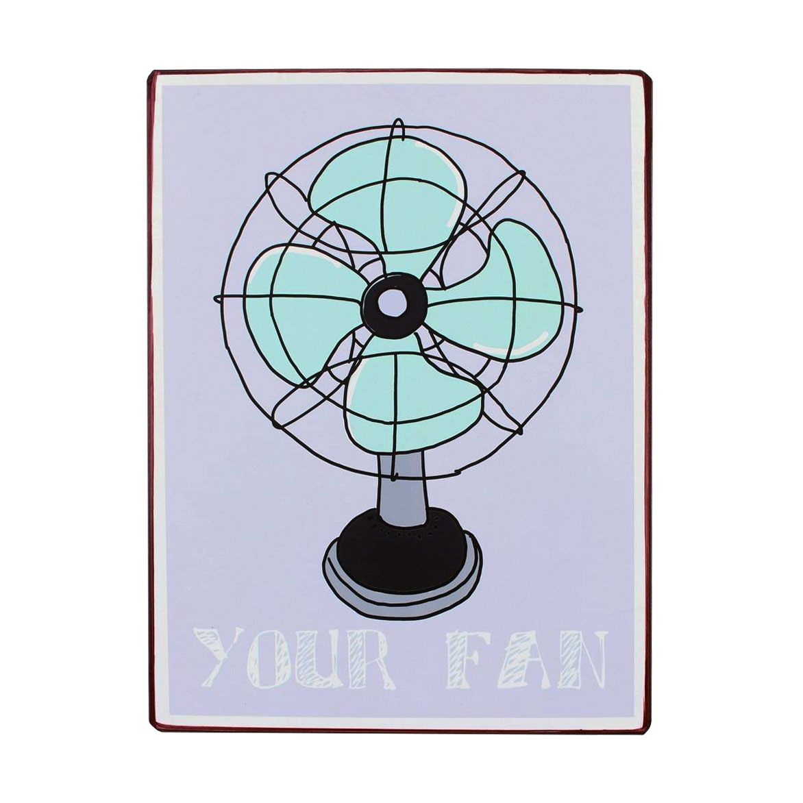 em6249-your-fan-rustiek-tekst-bord-cadeau-kado-online-metaal-deco-decoratie