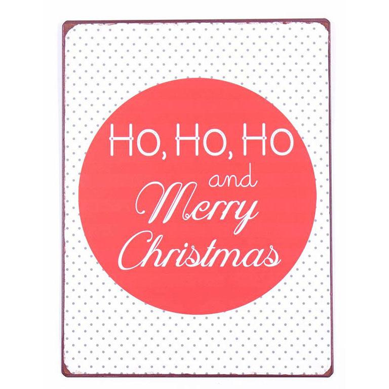 em5326-ho-ho-ho-merry-cristmas-rustiek-tekst-bord-cadeau-kado-online-metaal-deco-decoratie-v